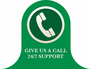 Give Us a Call for 24/7 Support